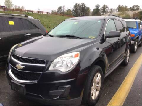 2011 Chevrolet Equinox for sale at Elite Pre-Owned Auto in Peabody MA