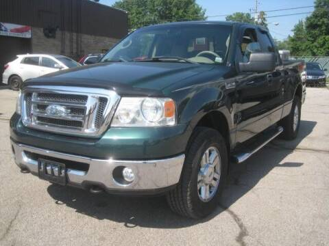 2008 Ford F-150 for sale at ELITE AUTOMOTIVE in Euclid OH