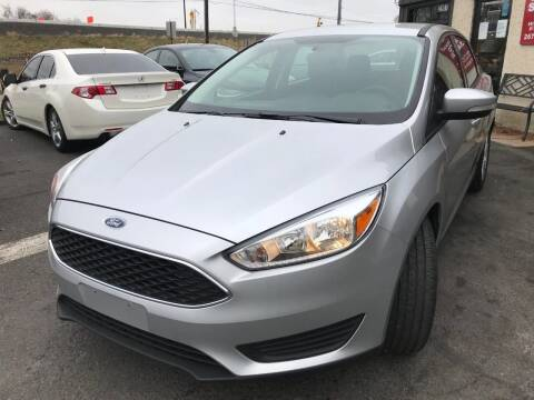 2017 Ford Focus for sale at Luxury Unlimited Auto Sales Inc. in Trevose PA