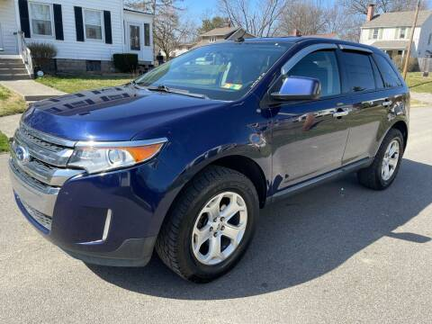 2011 Ford Edge for sale at Via Roma Auto Sales in Columbus OH