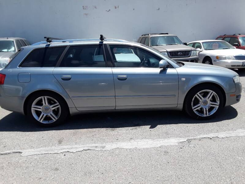 2005 Audi A4 for sale at Goleta Motors in Goleta CA