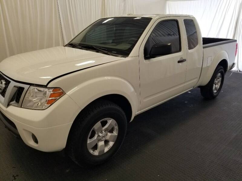 2013 Nissan Frontier for sale at Rick's R & R Wholesale, LLC in Lancaster OH
