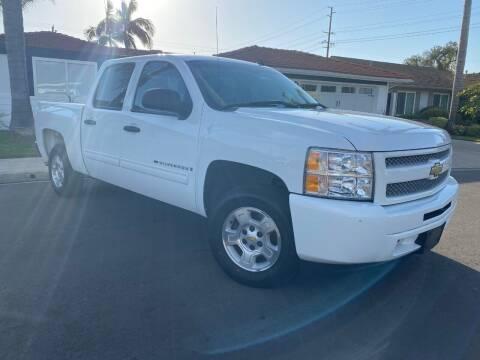 2009 Chevrolet Silverado 1500 for sale at SoCal Motors in Los Alamitos CA