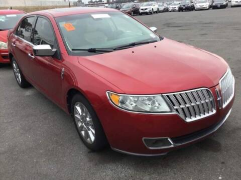 2012 Lincoln MKZ for sale at SoCal Auto Auction in Ontario CA