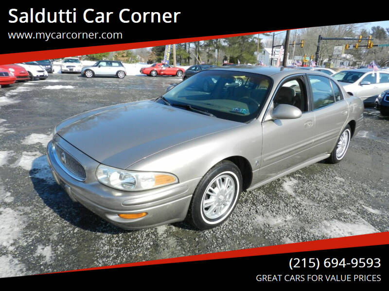 2002 Buick LeSabre for sale at Saldutti Car Corner in Gilbertsville PA