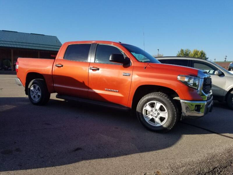 2018 Toyota Tundra for sale at Pro Auto Sales and Service in Ortonville MN