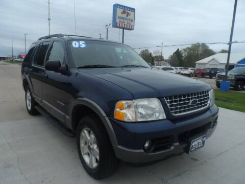 2005 Ford Explorer for sale at America Auto Inc in South Sioux City NE