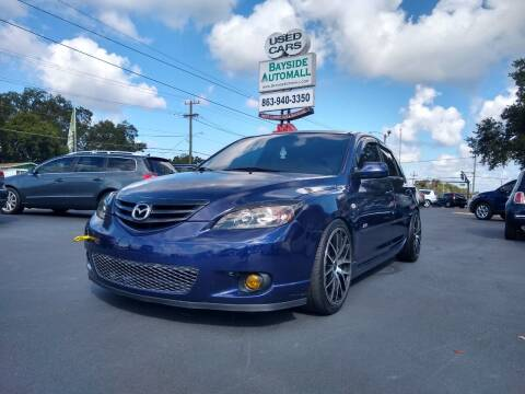 2005 Mazda MAZDA3 for sale at BAYSIDE AUTOMALL in Lakeland FL