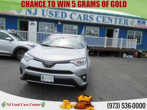 2018 Toyota RAV4 for sale at New Jersey Used Cars Center in Irvington NJ