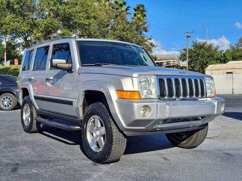2009 Jeep Commander for sale at Select Autos Inc in Fort Pierce FL
