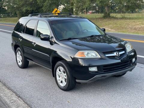 2005 Acura MDX for sale at Two Brothers Auto Sales in Loganville GA