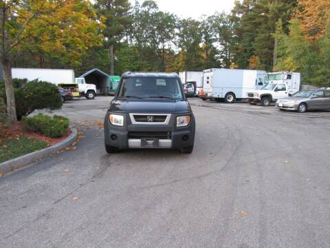 2006 Honda Element for sale at Heritage Truck and Auto Inc. in Londonderry NH