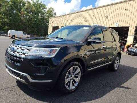 2018 Ford Explorer for sale at Adams Auto Group Inc. in Charlotte NC
