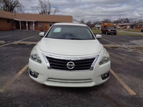 2015 Nissan Altima for sale at AUTO PRO in Oklahoma City OK