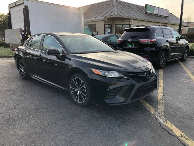 2018 Toyota Camry for sale at iCar Auto Sales in Howell NJ