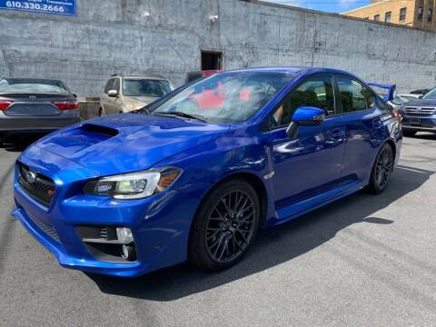 2017 Subaru WRX for sale at Amicars in Easton PA