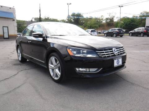 2012 Volkswagen Passat for sale at Platinum Auto Sales in Provo UT