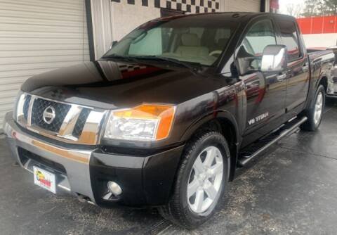 2010 Nissan Titan for sale at Tiny Mite Auto Sales in Ocean Springs MS
