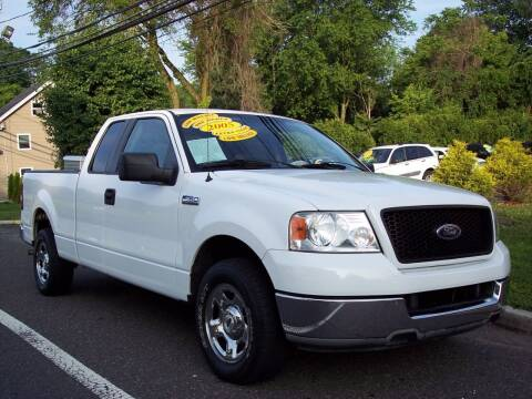 2005 Ford F-150 for sale at Motor Pool Operations in Hainesport NJ