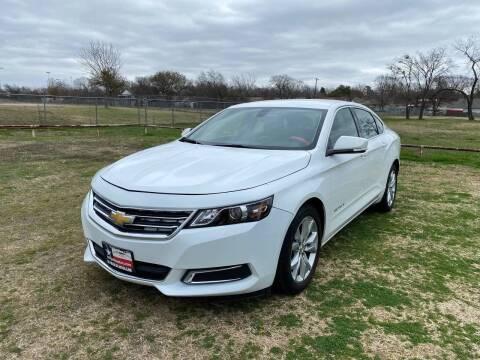 2017 Chevrolet Impala for sale at LA PULGA DE AUTOS in Dallas TX