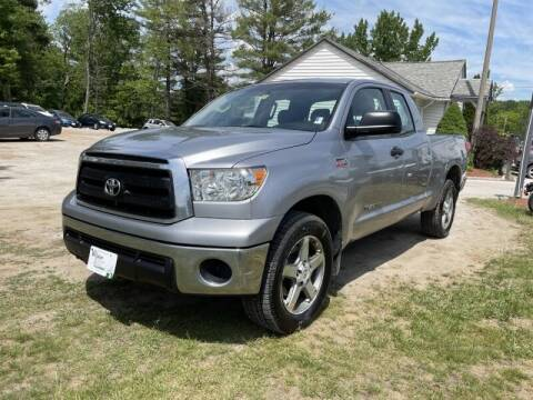 2010 Toyota Tundra for sale at Williston Economy Motors in South Burlington VT