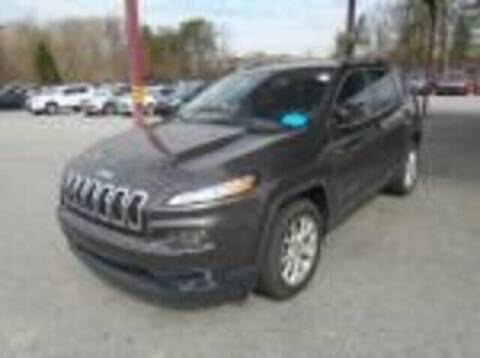 2014 Jeep Cherokee for sale at Hickory Used Car Superstore in Hickory NC