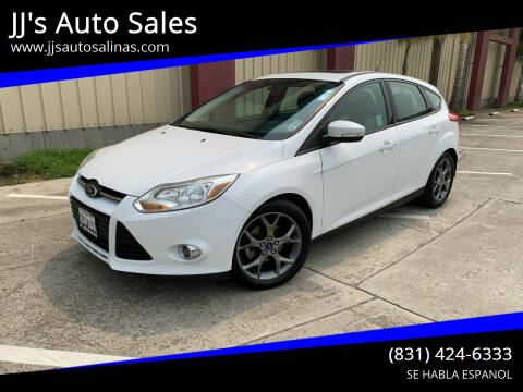2014 Ford Focus for sale at JJ's Auto Sales in Salinas CA