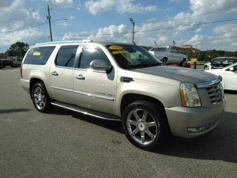 2007 Cadillac Escalade ESV for sale at Kelly & Kelly Supermarket of Cars in Fayetteville NC