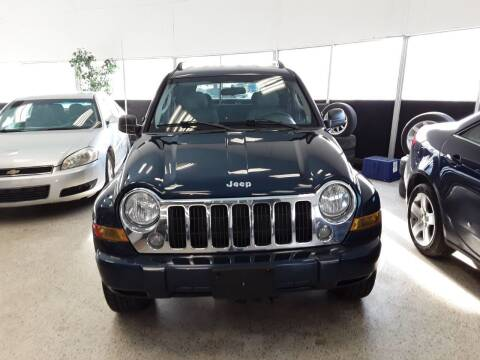 2005 Jeep Liberty for sale at Fansy Cars in Mount Morris MI