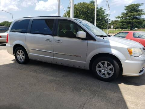 2011 Chrysler Town and Country for sale at Americar in Virginia Beach VA