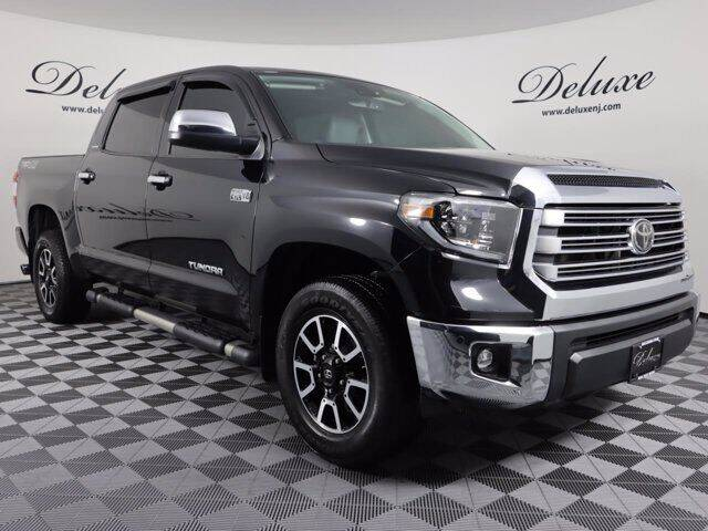 2020 Toyota Tundra for sale at DeluxeNJ.com in Linden NJ