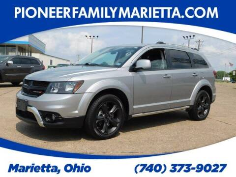 2018 Dodge Journey for sale at Pioneer Family preowned autos in Williamstown WV