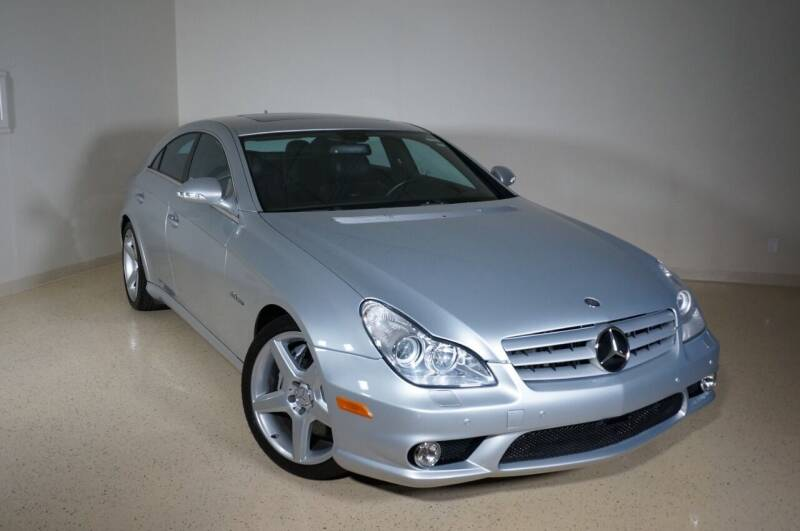 2008 Mercedes-Benz CLS for sale at TopGear Motorcars in Grand Prarie TX