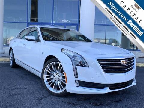 2018 Cadillac CT6 for sale at Southern Auto Solutions - Capital Cadillac in Marietta GA