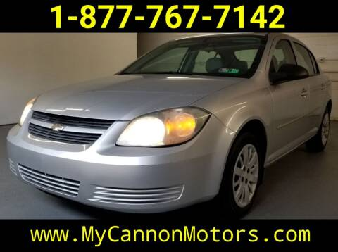 2010 Chevrolet Cobalt for sale at Cannon Motors in Silverdale PA