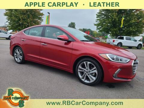 2017 Hyundai Elantra for sale at R & B Car Company in South Bend IN