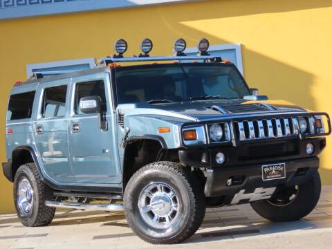 2007 HUMMER H2 for sale at Paradise Motor Sports LLC in Lexington KY