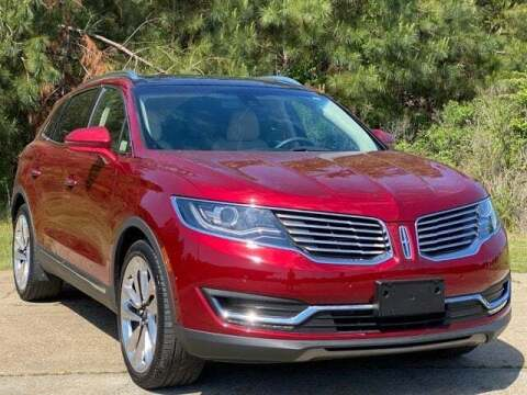 2017 Lincoln MKX for sale at Rogel Ford in Crystal Springs MS