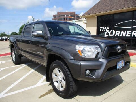 2015 Toyota Tacoma for sale at Cornerlot.net in Bryan TX