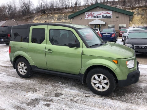 2006 Honda Element for sale at Gilly's Auto Sales in Rochester MN