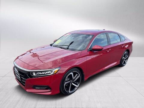 2019 Honda Accord for sale at Fitzgerald Cadillac & Chevrolet in Frederick MD