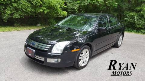 2008 Ford Fusion for sale at Ryan Motors LLC in Warsaw IN