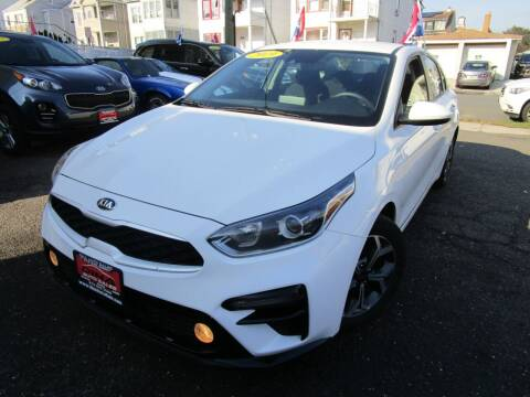 2019 Kia Forte for sale at Dina Auto Sales in Paterson NJ