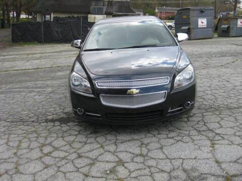 2010 Chevrolet Malibu for sale at LAKE CITY AUTO SALES in Forest Park GA