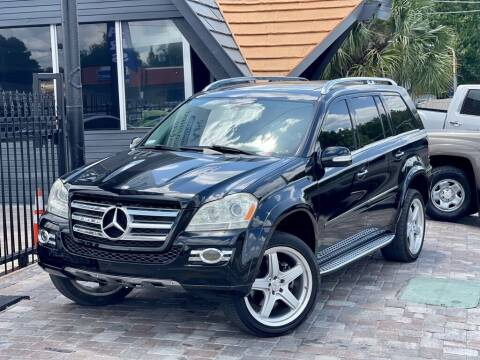 2008 Mercedes-Benz GL-Class for sale at Unique Motors of Tampa in Tampa FL