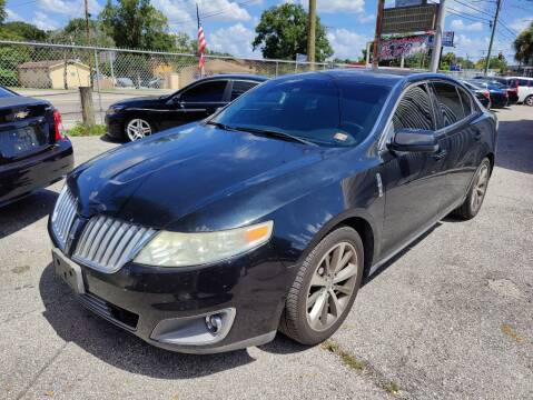 2009 Lincoln MKS for sale at Advance Import in Tampa FL