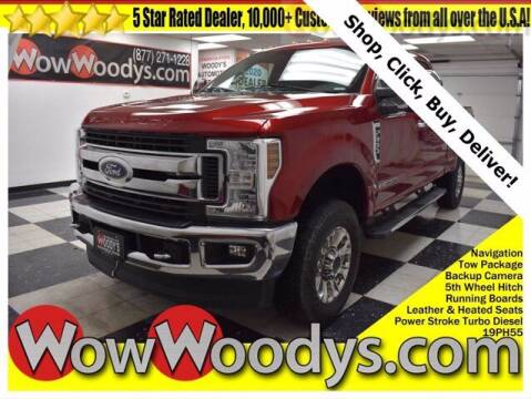 2019 Ford F-350 Super Duty for sale at WOODY'S AUTOMOTIVE GROUP in Chillicothe MO