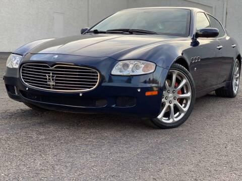 2007 Maserati Quattroporte for sale at Gold Coast Motors in Lemon Grove CA
