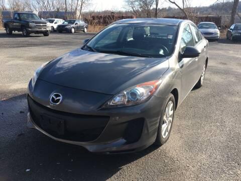 2012 Mazda MAZDA3 for sale at Route 30 Jumbo Lot in Fonda NY