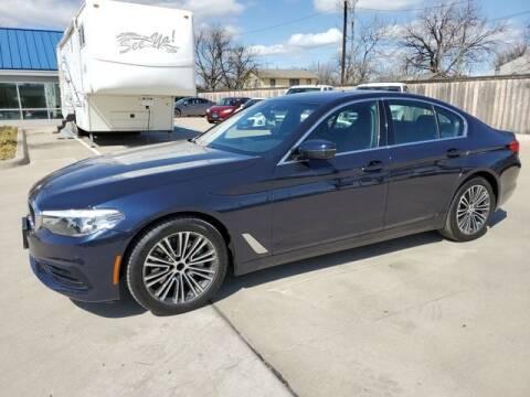 2019 BMW 5 Series for sale at Kell Auto Sales, Inc - Grace Street in Wichita Falls TX